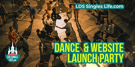 Singles Dance & Website Launch Party tickets
