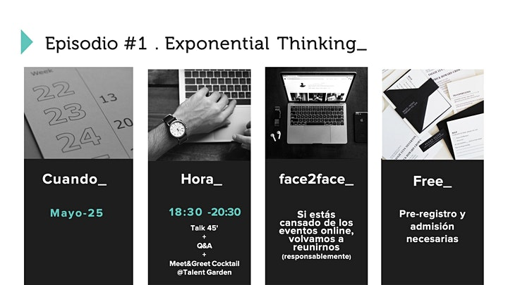 What's_next?  Episode 1: Exponential Thinking_ image