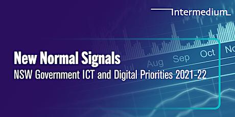New Normal Signals: Intermedium's 2021-22 NSW Budget Briefing tickets