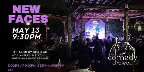 Comedy Chateau presents: New Faces tickets