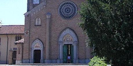 PARTECIPAZIONE S.MESSA DOMENICA 16 MAGGIO ORE 11.00 A MONTANASO biglietti