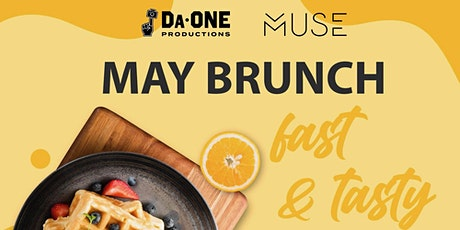 May Brunch tickets