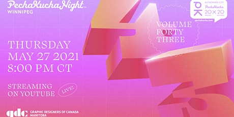 PechaKucha Night Winnipeg Vol. 43 tickets