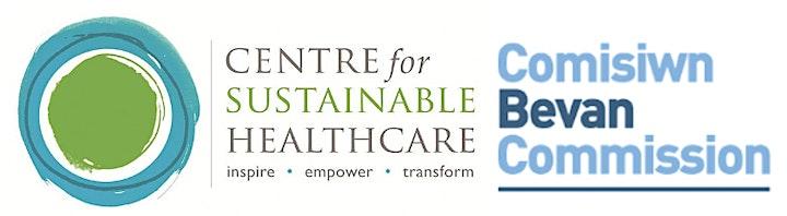 Green Health Wales: The Launch     Iechyd Gwyrdd Cymru: Y Lansiad image