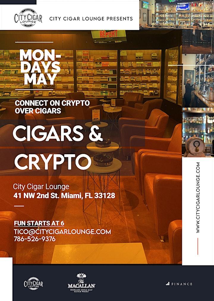 Cigars & Crypto image