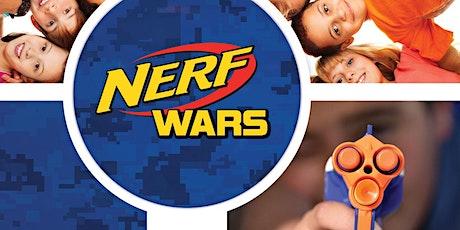 Nerf Wars Karate Camp tickets