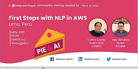 Pie & AI Lima - Aprendamos juntos AI desde Cero boletos