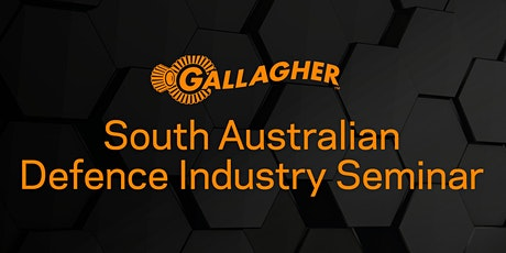 South Australian Defence Industry Seminar tickets