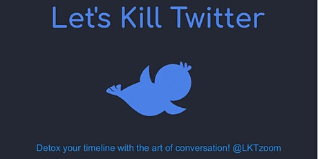 Let's Kill Twitter with comedians Laura Lexx and Tom Livingstone. tickets