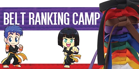 Summer Belt Ranking Camp tickets