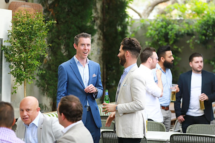 LADS WHO LUNCH @ Harbourside image