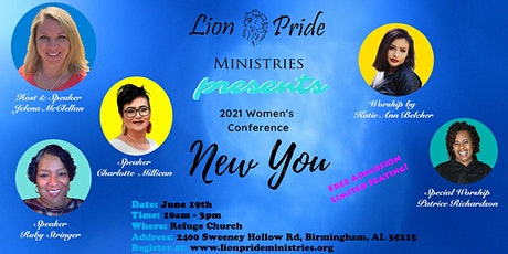2021 New You Women's Conference tickets