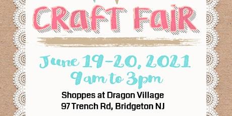 June Craft Fair tickets
