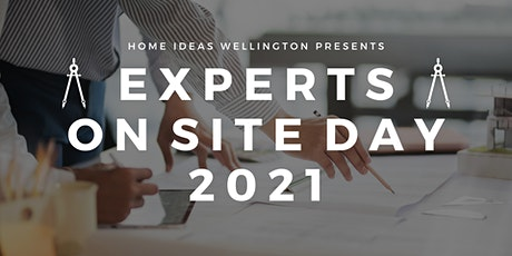 Experts on Site Day | Home Ideas Wellington tickets