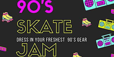 Skate the States - 90's Skate Jam tickets