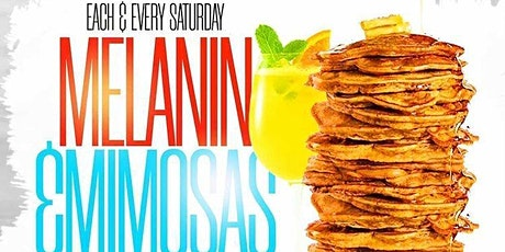 Melanin & Mimosas tickets