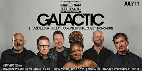 Galactic - 7:30pm Show tickets