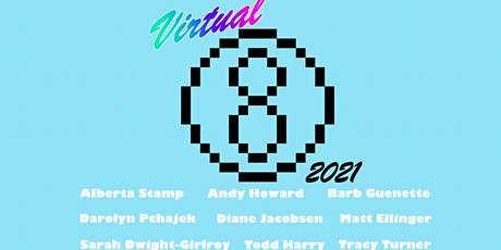 Virtual Circle 8 Clogging Event Donation tickets