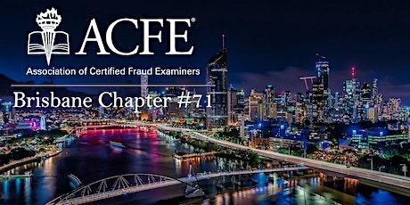 June 2021 ACFE Brisbane Chapter Meeting tickets