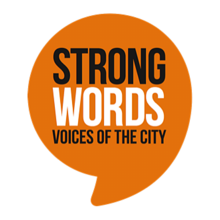 STRONG WORDS image