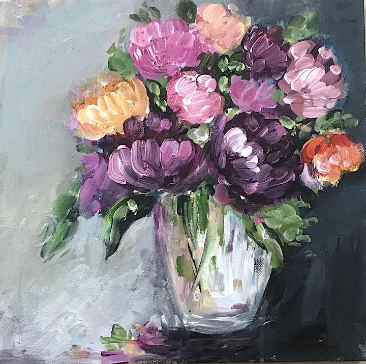 In Full Bloom - Art Class image