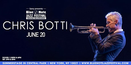 Chris Botti - 3pm Show tickets