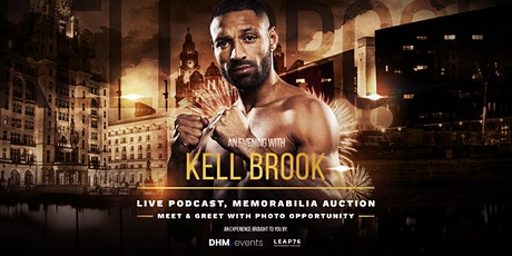 An Evening with Kell Brook tickets