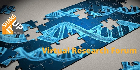 Shake It Up May Virtual Research Forum tickets