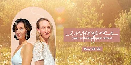 Emergence : Your Embodied Spirit Retreat tickets