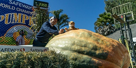 48th Safeway World Championship Pumpkin Weigh-Off, Half Moon Bay tickets