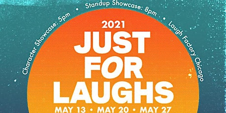 Montreal Just For Laughs New Faces Characters Showcase! tickets