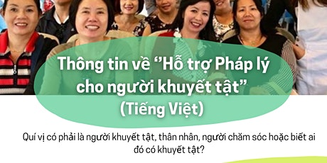 Disability Royal Commission Information Session (Vietnamese) tickets