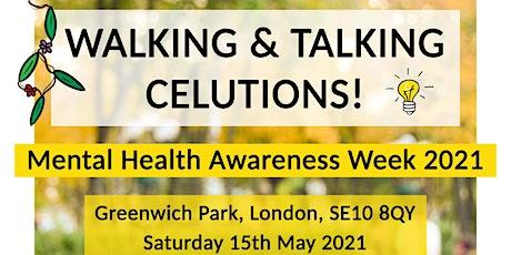 Walking & Talking Celutions! tickets