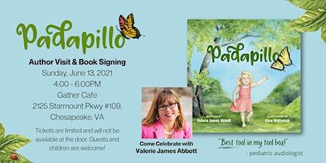Valerie James Abbott Author Book Signing @ Gather (Chesapeake, VA) tickets