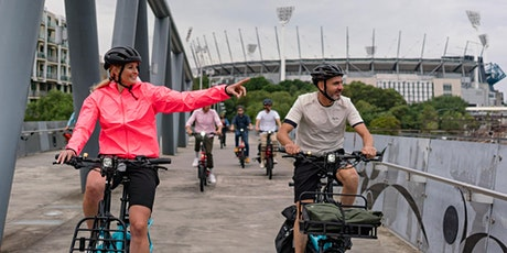 eDiscover Melbourne - Curated eBike Tours tickets