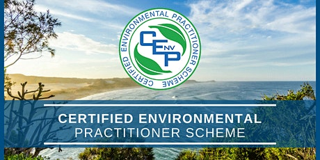 Become a Certified Environmental Practitioner - Heritage Specialist tickets