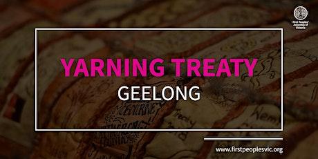 Yarning Treaty — Geelong tickets