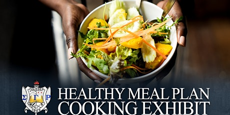 Healthy Meal Plan Cooking Exhibit tickets