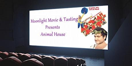 Moonlight Movies & Wine Tastings - Animal House tickets