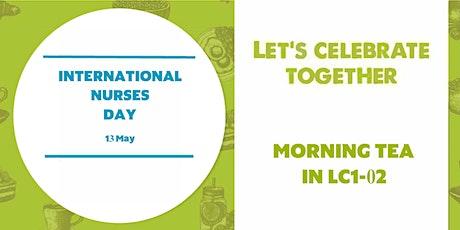 International Nurses Day Morning Tea tickets