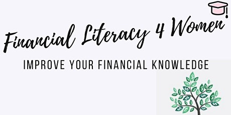 Finanancial Literacy 4 Women tickets