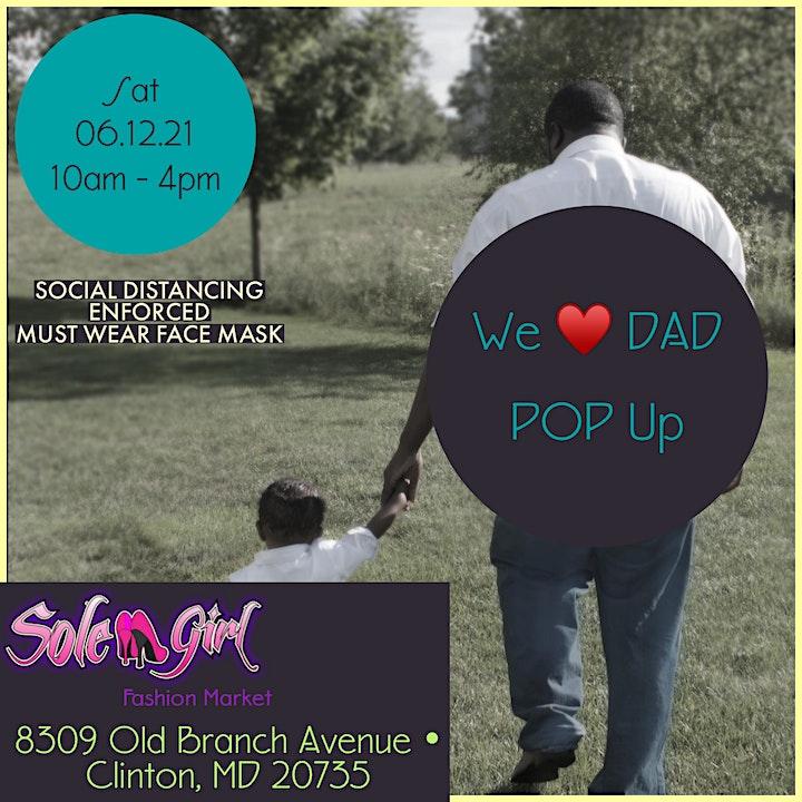 We ❤️ DAD Pop Up image