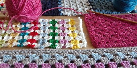 Granny Stripe Crochet Class with Vanessa Ion tickets