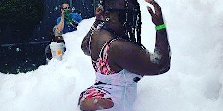 HERricane Chicago: The Foam Party tickets