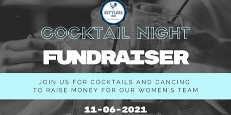 Ladies Cocktail Night - Fundraiser for Port Saints Women's Team tickets