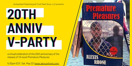 "20th Anniversary Celebration of ""Premature Pleasures"" tickets"