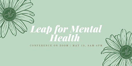 Leap for Mental Health Conference tickets
