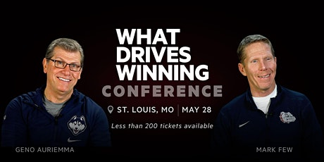 What Drives Winning Conference tickets