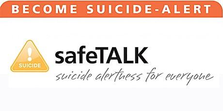 safeTALK Suicide Prevention Training Richmond VA tickets