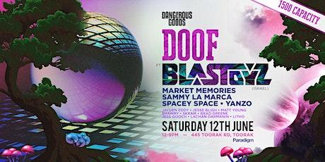 DOOF ft. BLASTOYZ tickets
